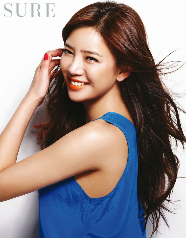 Lee Tae Im - Sure Magazine