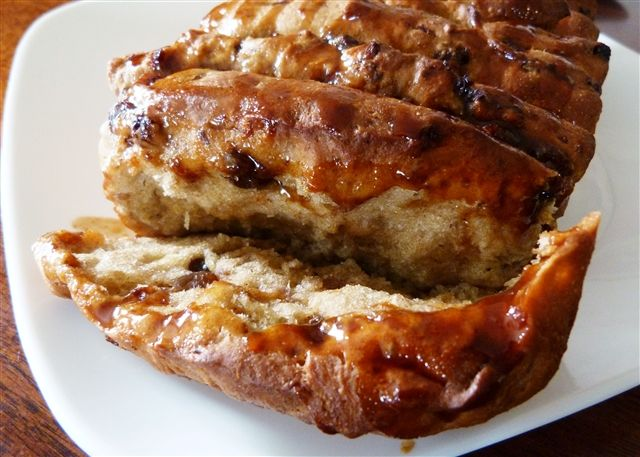 Quirky Cooking: Easter Pull Apart Bread with Orange-Cinnamon Syrup ...