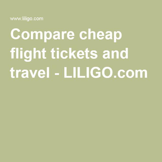 compare cheap flight tickets and travel liligocom