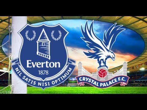Everton Vs Crystal Palace 1-1 — All Goals & Highlights — English Premi...