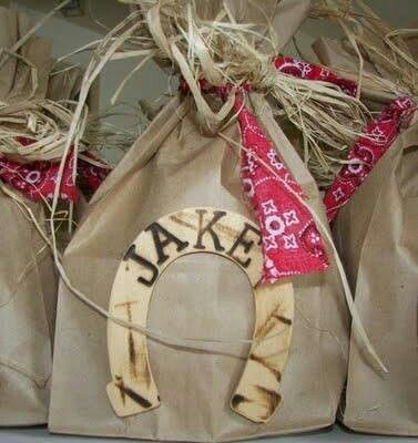 Western Party Favors