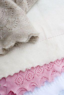 Baby Blankets: Delicate Babyblanket, Baby, Blankets Battaniyel, Baby Children Knits, Baby Blankets, Baby Knits, Blankets Quilts, Knits Blankets, Bebé Daniela