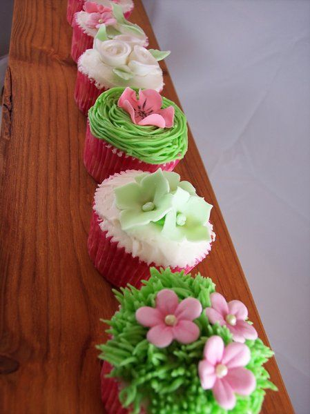 1000 Images About Garden Theme Party On Pinterest Gardens Flower Cupcakes