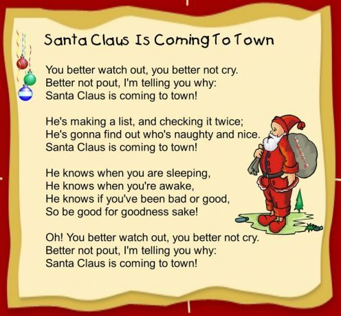Christmas Carols for children. Most of them with lyrics and others with video songs.
