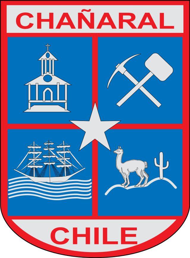 Escudo de la Ciudad de Chañaral