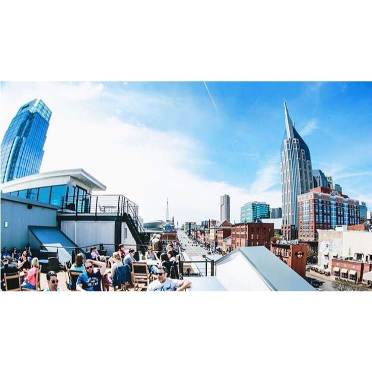 With daylight savings time & warmer, sunnier days ahead, I figured putting  together a list of some of the best patios & rooftops in Nashville might be  a good idea !! Grab some friends & go enjoy some live music, great food &  ice cold drinks in the best city there is to do it in!!  ACME Feed & Seed Rooftop Patio  PC: @acmenashville  ACME has some of the best views there are in Nashville!! Located downtown,  you are overlooking the Cumberland River, Nissan Stadium and the Pedestrian…