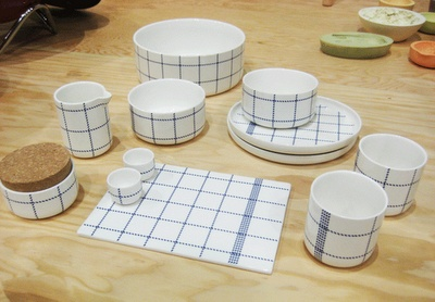 Mormor tableware by Gry Fager for Normann Copenhagen.
