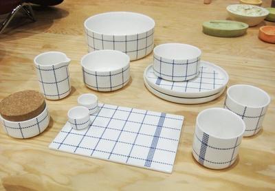 Mormor tableware by Gry Fager for Normann Copenhagen.