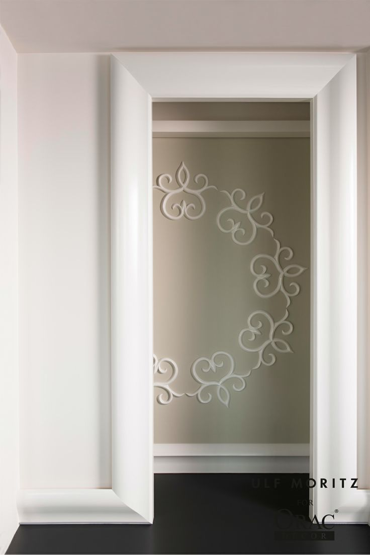 17 mejores im genes sobre puertas molduras en pinterest for Molduras para decorar puertas