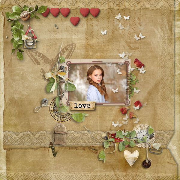 *Key To Happiness* Collection by Palvinka Designs   http://www.thedigichick.com/…/Key-To-Happiness-Collection.h…  SAVE 62%  RAK for Uljana