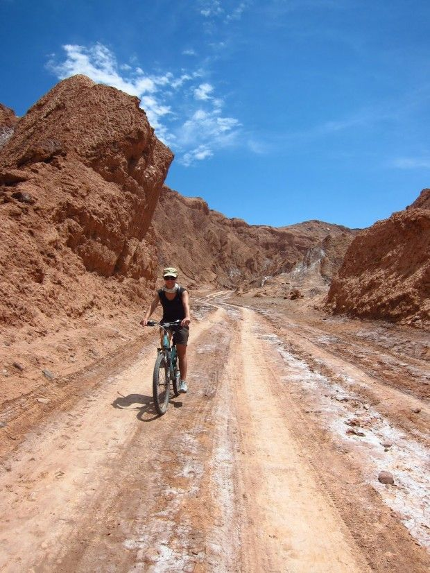 San Pedro de Atacama is located in northern Chile and is one of the most popular destinations both among Chilean tourists and international visitors for mountain biking. To know more visit: http://www.xtremespots.com/mountain-sports/mountain-biking/san-pedro-de-atacama-el-loa/