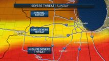 Storm Team 5 Breaks Down the Rainy Forecast - http://www.nbcchicago.com/news/local/chicago-weather-forecast-rainy-weekend-420847284.html