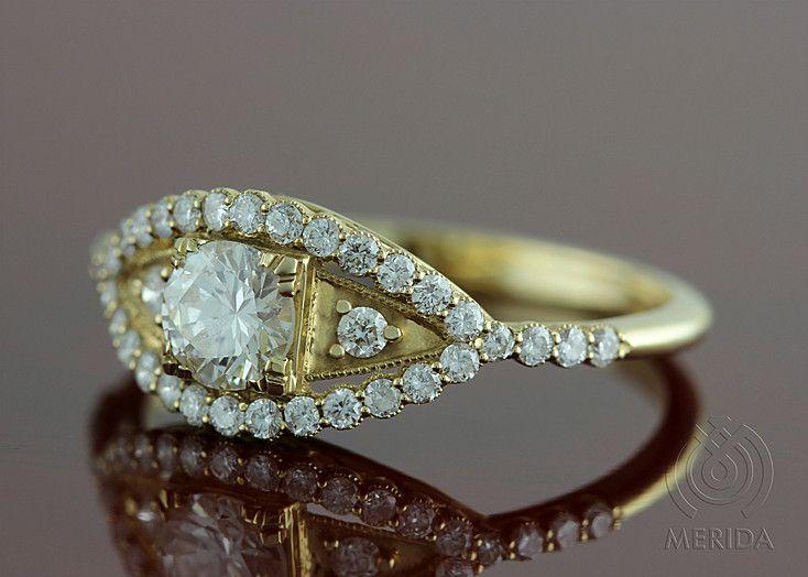 Merida Diamonds | Custom Engagement Rings in Houston Texas