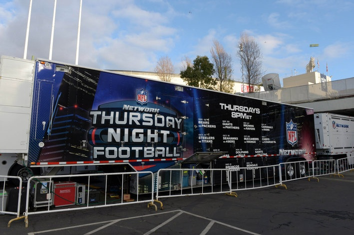 Full Thursday Night Football Schedule is available #football #NFL