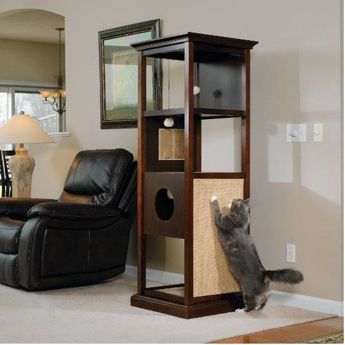 """Found it at Wayfair - 65"""" Traditional Cat Tree"""
