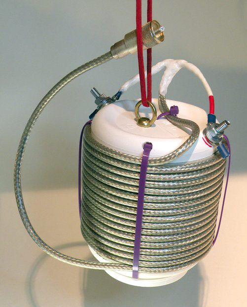 BUILD AN AIR WOUND 1:1 CHOKE BALUN FOR HF - THE UGLY BALUN!