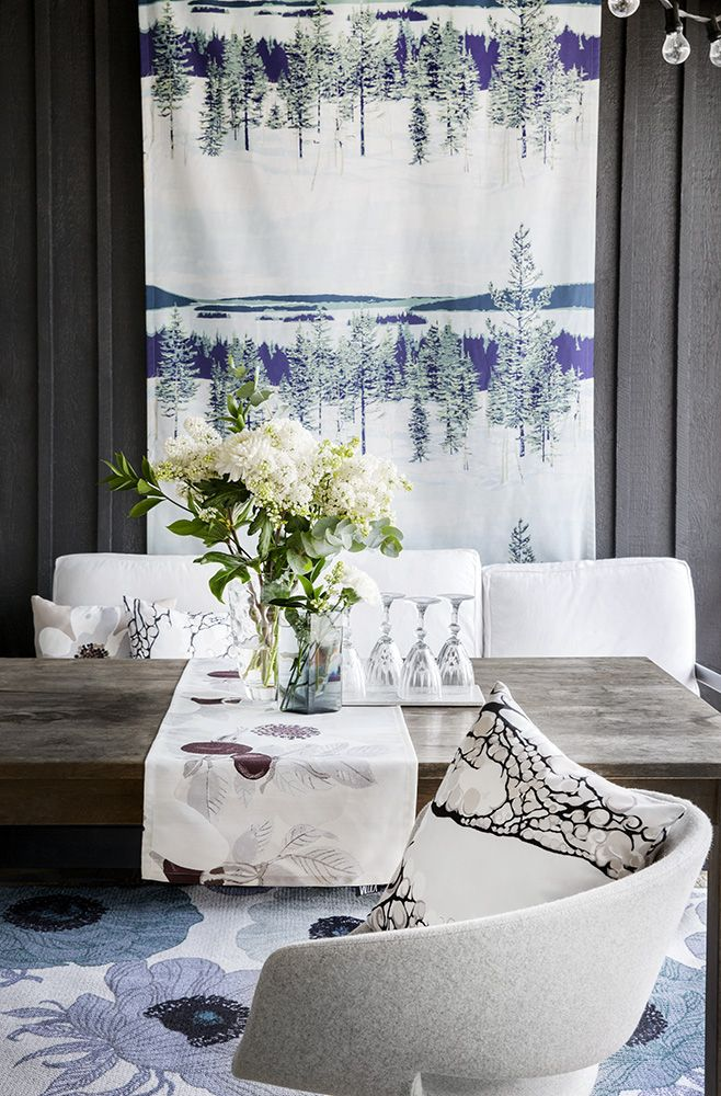 6 Top Fall Trends for Home Decor from Vallila Interior in Finland