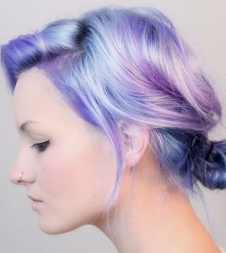 Two-Tone Hair Color Ideas for 2016 | Haircuts, Hairstyles 2016 and Hair colors for short long & medium hair