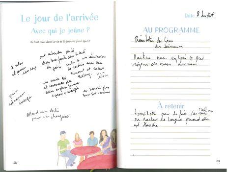 CLAIRE EST ALLÉE JEÛNER. Elle a tout noté dans son cahier ! | Rebelle-Santé
