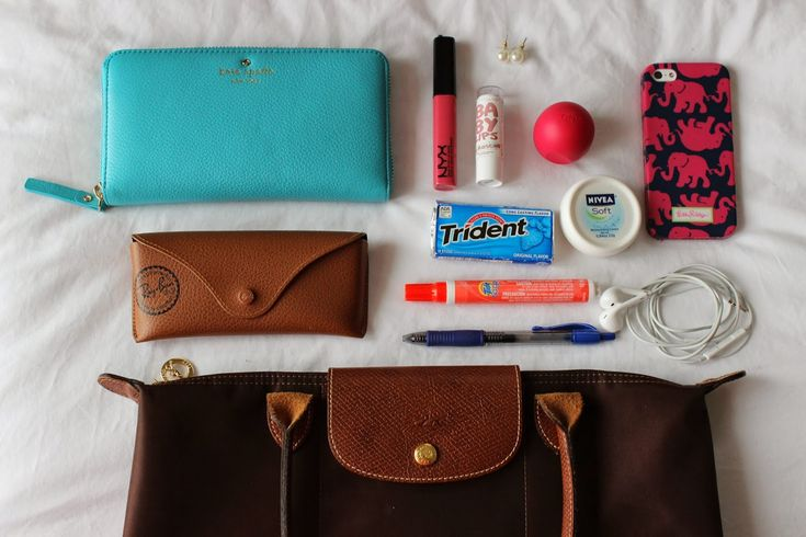What's In My Purse?