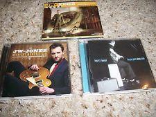 JW-Jones 3 CD Collection-Seventh Hour,Memphis Sun,Bogart's Bounce-Near Mint