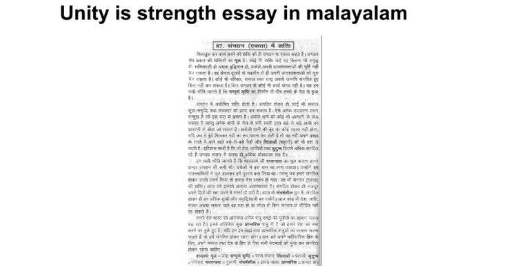 Muslim Unity Essay English - Vision professional