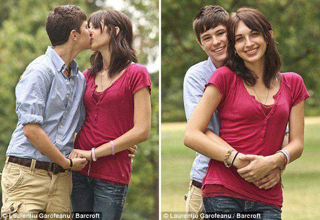 Katie Hill, hoje uma charmosa garota de 19 anos, nasceu como menino chamado Luke, e atualmente namora o jovem Arin Andrews, de 17 anos, que nasceu como Emerald, uma menina que ganhou concursos de beleza e fazia balé.