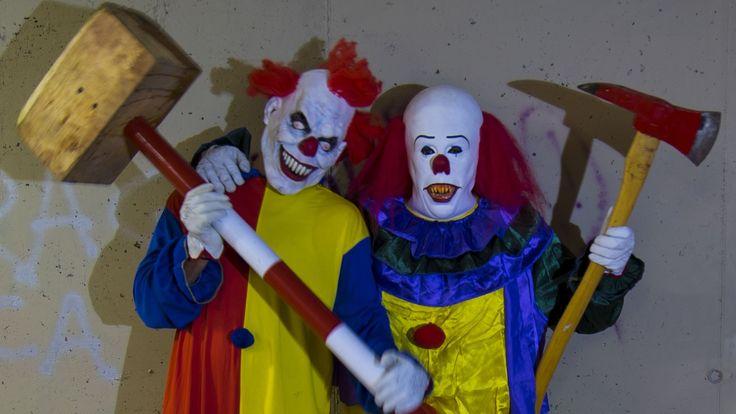 Get clowns costumes/masks here: http://www.funi-dmpranks.com/ DM PRANKS: https://www.youtube.com/channel/UCwrfRCqA9wvqp9zCvzLl6Sw?sub_confirmation=1 DM EXPER...