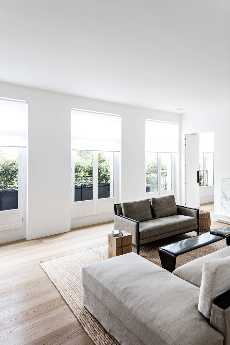 Saint Germain Apartment by Frederic Berthier | est living