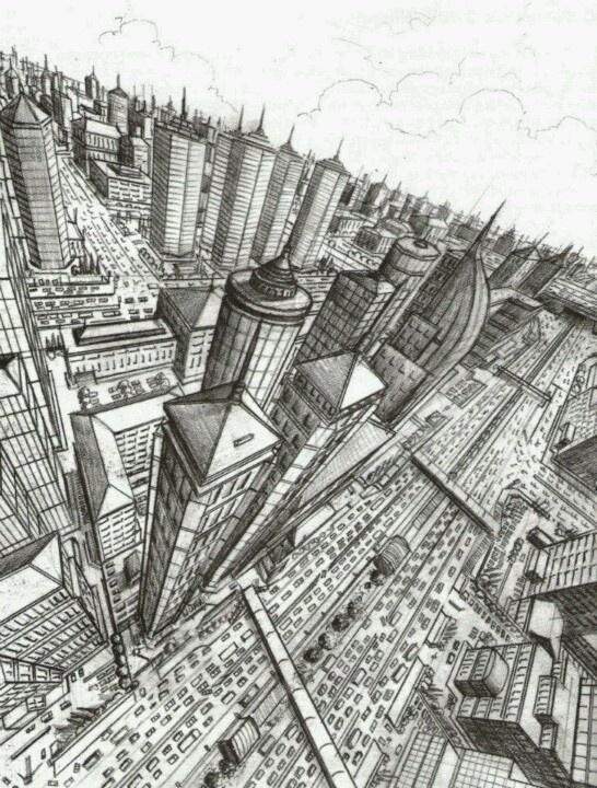 Perspectiva city