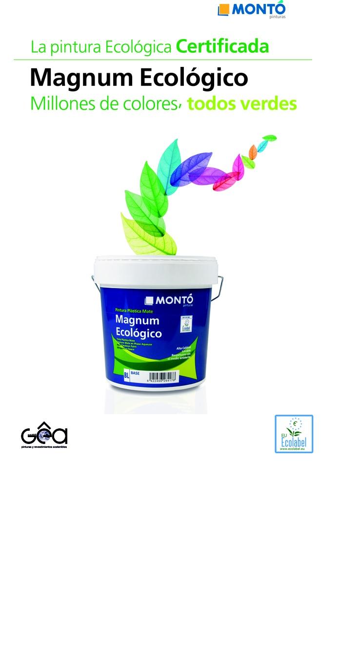 ¿Porque no pintar las habitaciones infantiles usando una Pintura Ecológica?  Nuestro producto Magnum Ecológico está certificado por la Unión Europea con la etiqueta Ecolabel. Un producto sano, respetuoso con el medio ambiente y de gran calidad. Además, puedes hacer con el toda la gama de colores que necesites. http://www.montopinturas.com