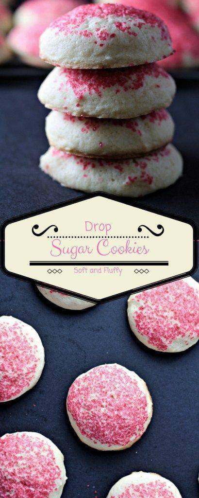 17 Best ideas about Drop Sugar Cookies on Pinterest | Drop ...