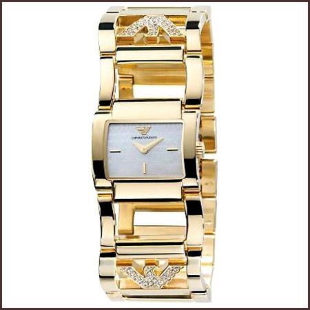 Armani Ladies Watches – Top Jewelry Brands, Designs & Online Jewellery Stores