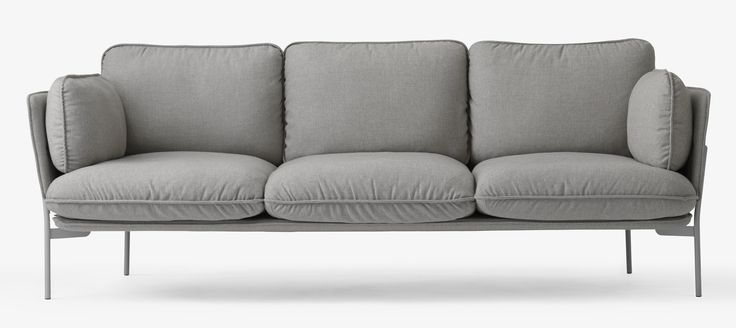 Cloud three seater by Luca Nichetto / couch / designer sofa / sofa & The 88 best s+s // sofas images on Pinterest | Canapes Couches and ...
