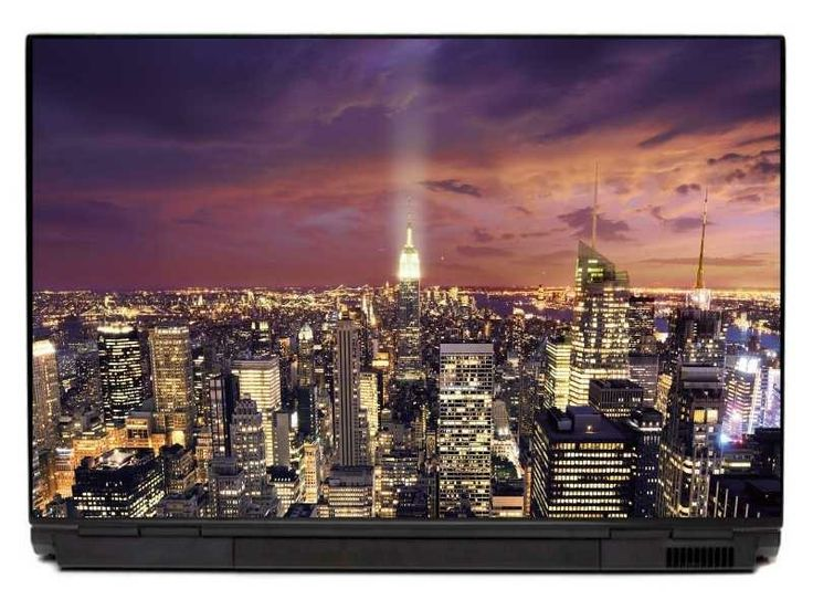Naklejka na laptopa - New York | Decorative sticker for laptop - New York | 36,99 PLN #decorative#sticker #laptop #newyork