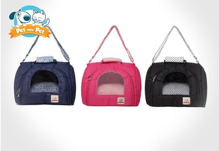 Linda, Chique e Segura! Bolsa Caixa de Transporte Bag Dog. Saiba mais e compre agora: http://www.petmeupet.com.br/bolsa%20caixa?&utmi_p=_&utmi_pc=BuscaFullText&utmi_cp=bolsa+caixa