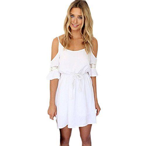 Minetom Donna Estate Slim Mini Vestito Sling Short Spalla Off Vestito Dalla Spiaggia Party Cocktail Dress ( EU XL ) in OFFERTA su www.kellieshop.com Scarpe, borse, accessori, intimo, gioielli e molto altro.. scopri migliaia di articoli firmati con prezzi da 15,00 a 299,00 euro! #kellieshop Seguici su Facebook > https://www.facebook.com/pages/Kellie-Shop/332713936876989