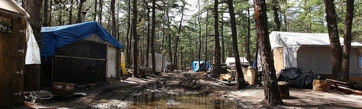 Tent City Lakewood NJ people who needs help