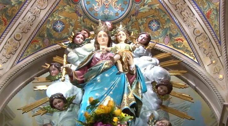 Historia de la Devoción a María Auxiliadora