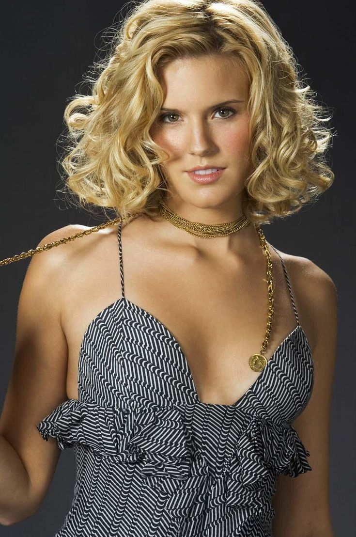 The sophisticated Maggie Grace