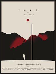 Výsledek obrázku pro kubrick 2001 a space odyssey poster