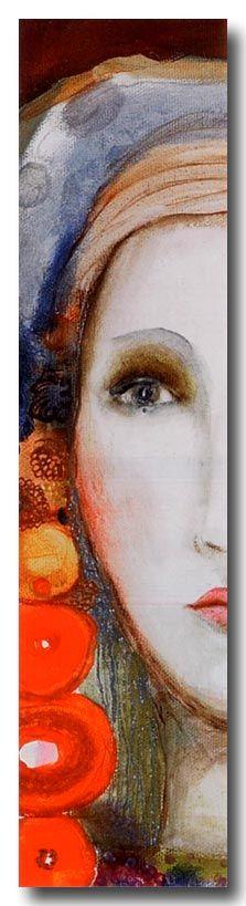 MARQUE-PAGES > MARQUE-PAGES DIVERS > NAVICKAITE Marque-page Tsarine - e-mages - La carterie d art