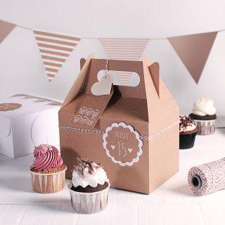 caja picnic cartón self packaging selfpackaging