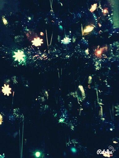 X-mas tree *Vivien Virág*