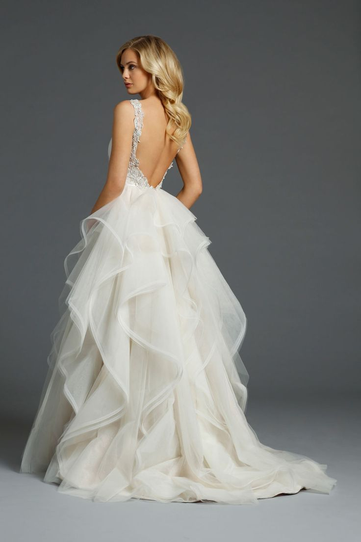 Tendance Robe De Mariée 2017/ 2018 : Alvina Valenta Wedding Dresses - MODwedding