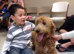 http://theautismnews.com/perro-de-servicio-mejor-amigo-de-nino-autista/  #autism