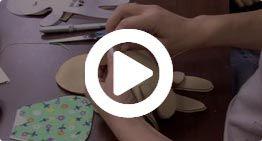 Alecria Kit Réguas para Confecção de Chaveiros Santinhos - Coleção Chrys Altran - Moldes Artesanato