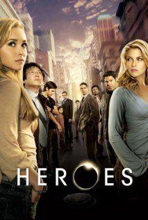 Heroes 2006–2010  Jack Coleman, Hayden Panettiere, Milo Ventimiglia, Masi Oka, Adrian Pasdar, Zachary Quinto, Greg Grunberg & Sendhil Ramamurthy
