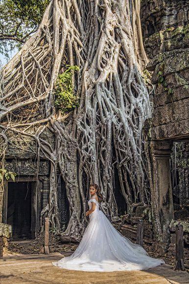Кхмерская свадьба