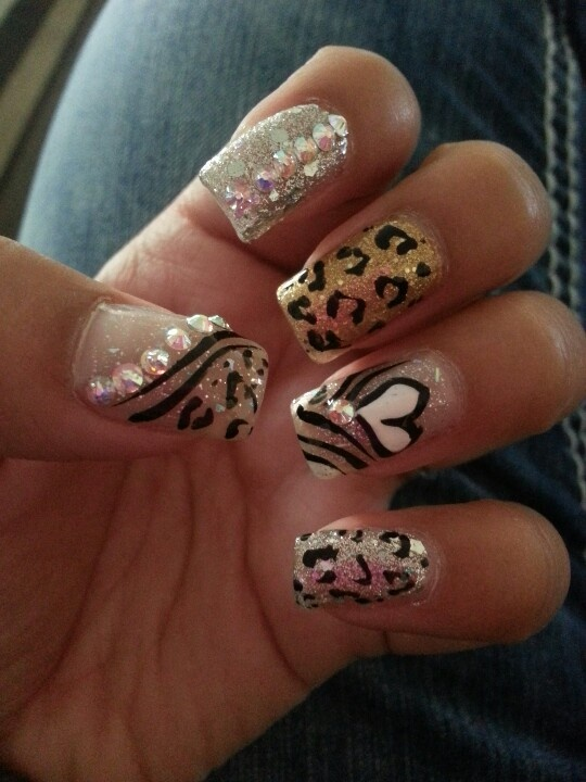 Thanks Le's Exotic Nails! - 25+ Beautiful Exotic Nails Ideas On Pinterest Exotic Nail
